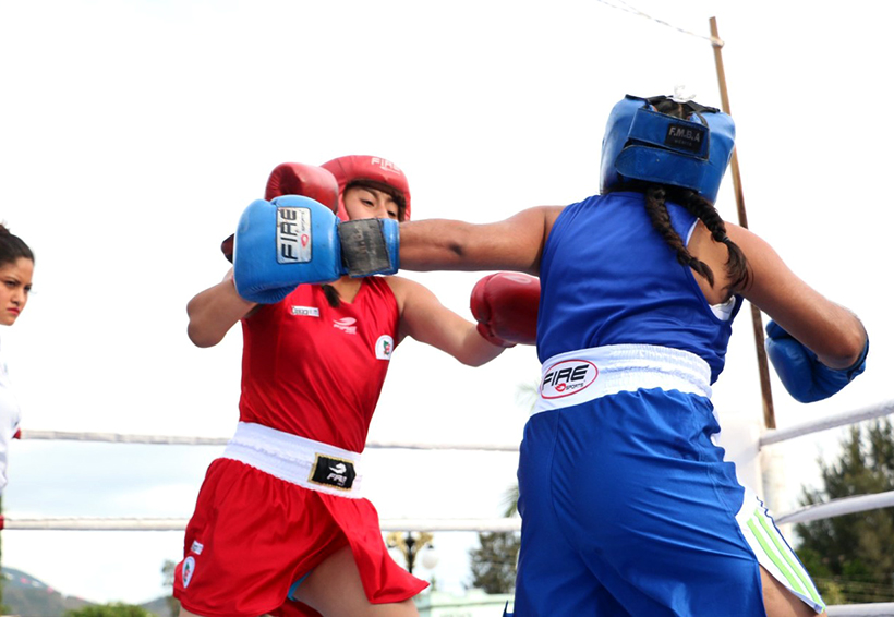 Definida selección estatal de boxeo | El Imparcial de Oaxaca