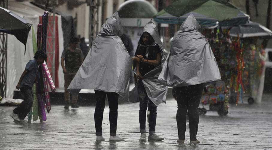 Pronostica SMN tormentas fuertes en varios estados del país | El Imparcial de Oaxaca