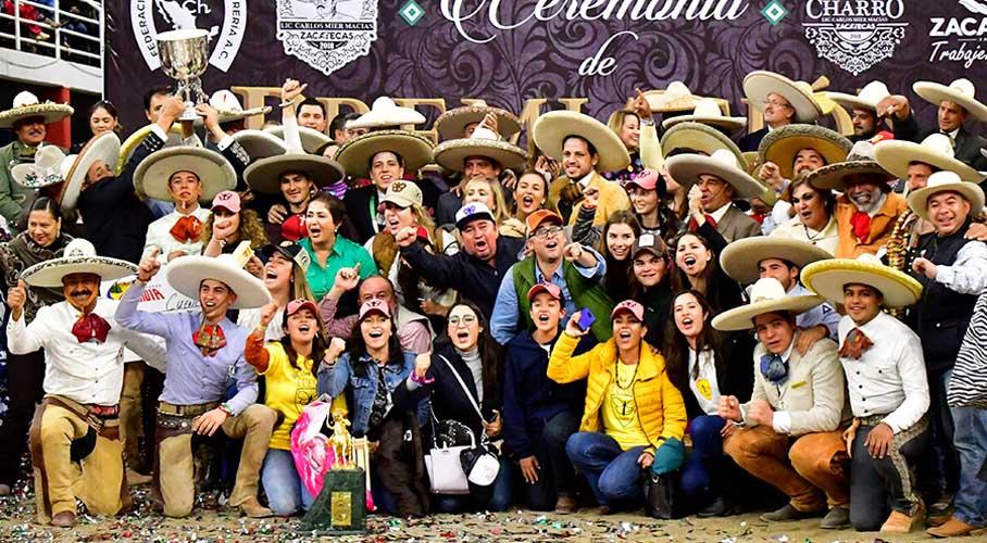 Oaxaqueños se coronan en el Campeonato Nacional Charro Zacatecas 2018 | El Imparcial de Oaxaca