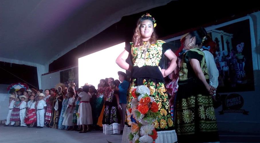 Danna Paola cierra  festival Folklórico | El Imparcial de Oaxaca