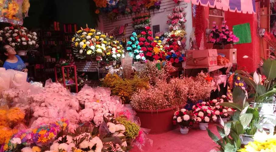 Hasta un 70 por ciento bajaron  las ventas de flor en Huajuapan de León, Oaxaca | El Imparcial de Oaxaca