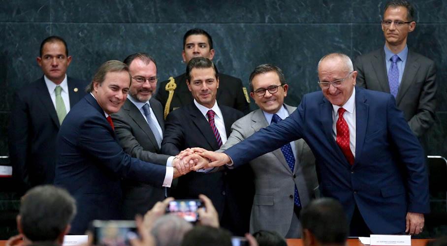 Peña prevé que firma de T-MEC se realice el 30 de noviembre | El Imparcial de Oaxaca