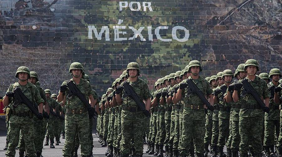 Sedena desplegó 52 mil efectivos para seguridad interna en actual sexenio | El Imparcial de Oaxaca