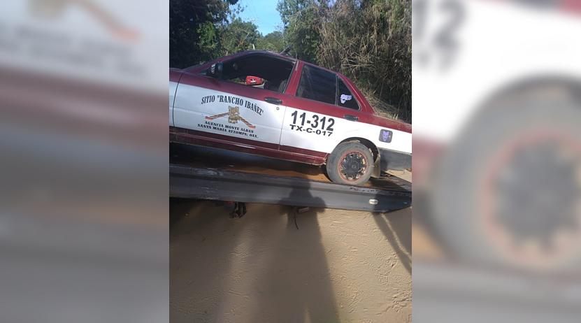 Investigan crimen de taxista balaceado en Ixtlahuaca | El Imparcial de Oaxaca