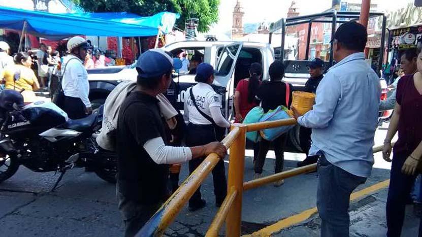 Atropellan a trabajador del Ayuntamiento Municipal de Huajuapan   El Imparcial de Oaxaca