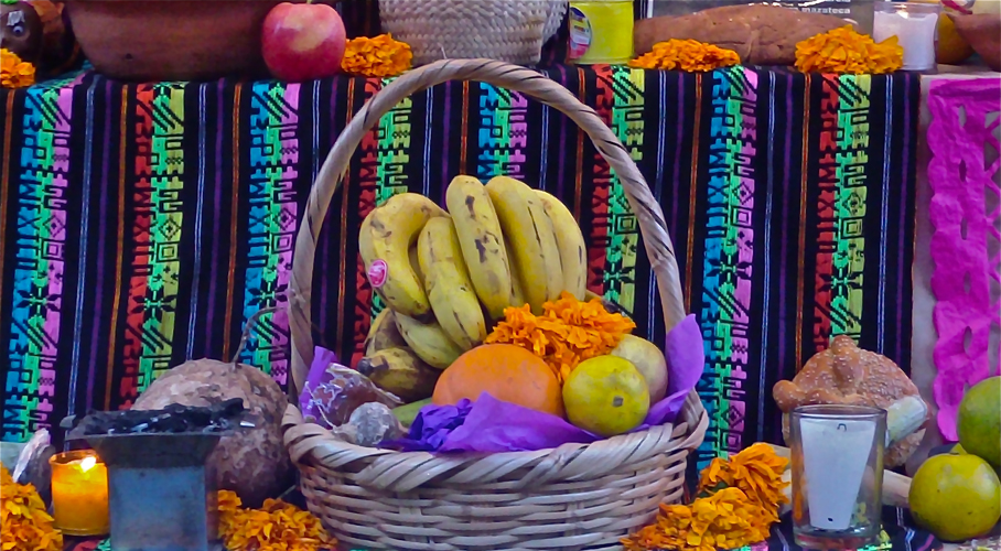 ¿Cuánta fruta de la ofrenda puedes comer? | El Imparcial de Oaxaca