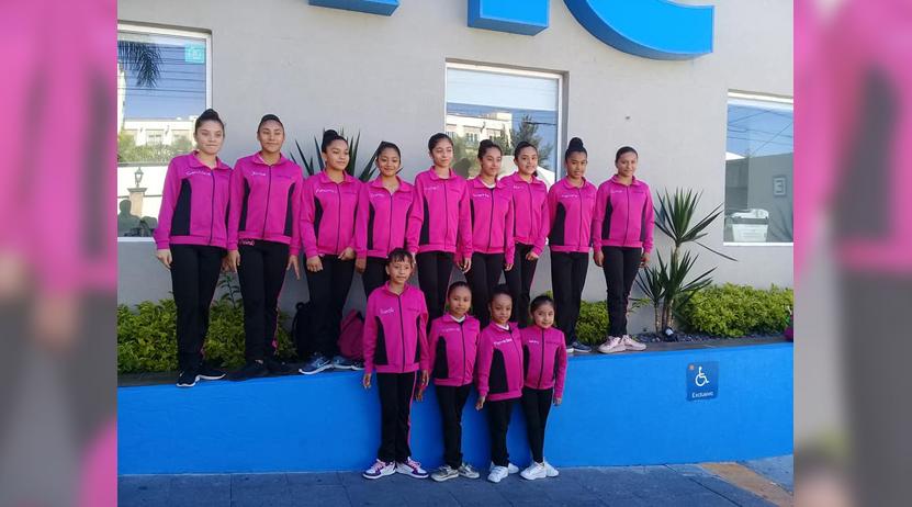 Club Deborah mostró sus fundamentos | El Imparcial de Oaxaca