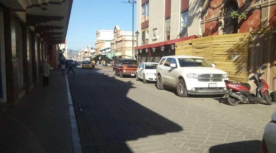 Habitantes de Oaxaca  opinan que se prolongue un día sin ambulantes | El Imparcial de Oaxaca