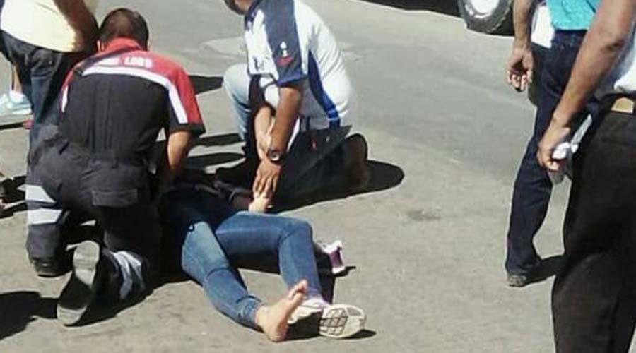Atropellan a mujer en la Central de Abastos de Oaxaca | El Imparcial de Oaxaca