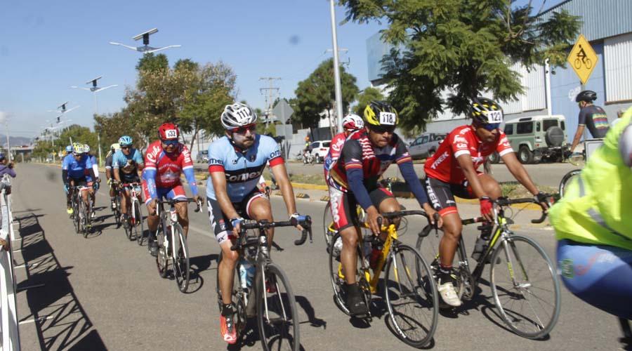 Realizan con éxito la prueba de ciclismo Critérium en Oaxaca   El Imparcial de Oaxaca