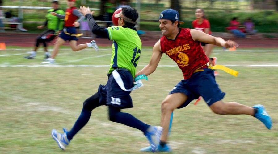 Disputarán última temporada de la Liga de tochito bandera en Oaxaca | El Imparcial de Oaxaca