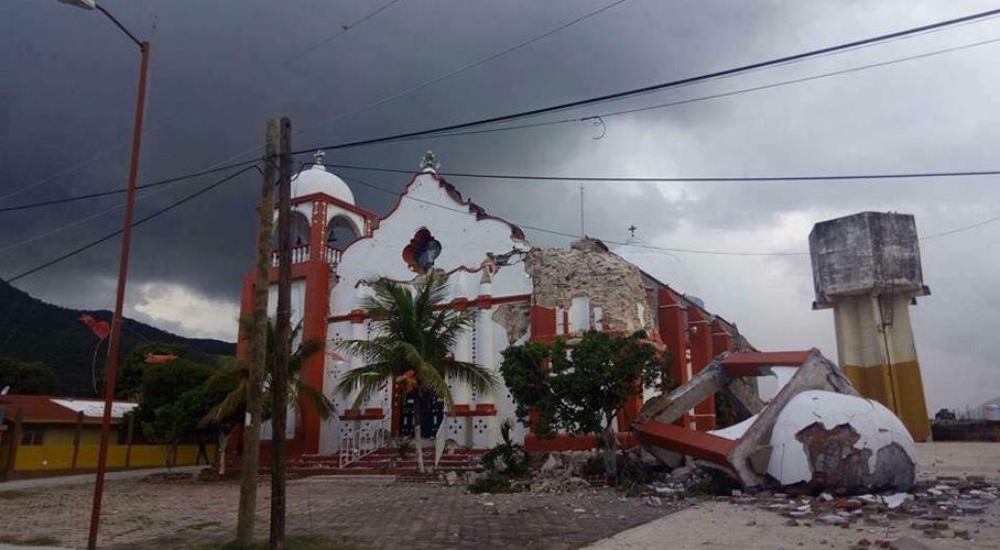 Sigue temblando en Juchitán de Zaragoza | El Imparcial de Oaxaca