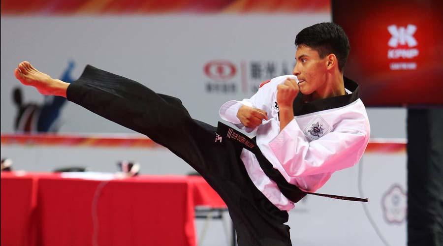 Oaxaqueño gana medalla de bronce en campeonato mundial de Poomsae | El Imparcial de Oaxaca