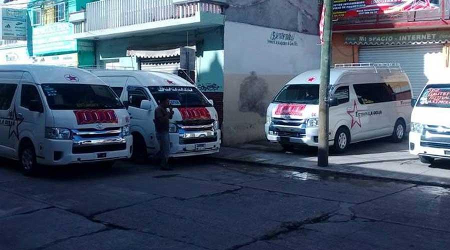 Transportistas de la Mixteca lamentan crisis por  el alza de gasolina | El Imparcial de Oaxaca