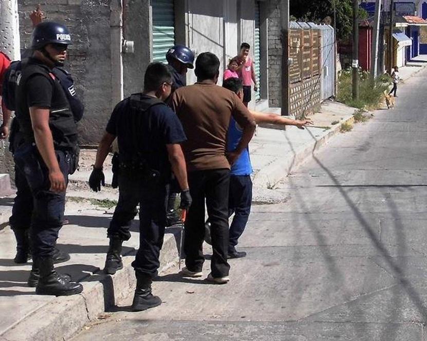 Amenazan a mujer con un cuchillo   El Imparcial de Oaxaca