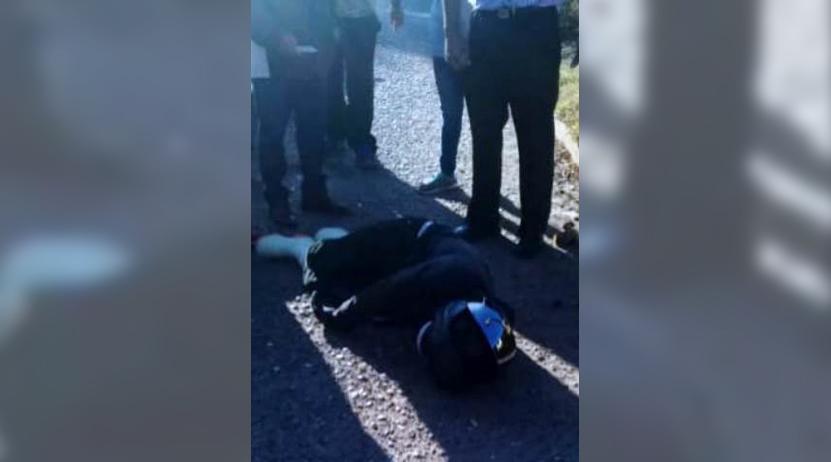 Atropellan a motociclista en la Mixteca | El Imparcial de Oaxaca