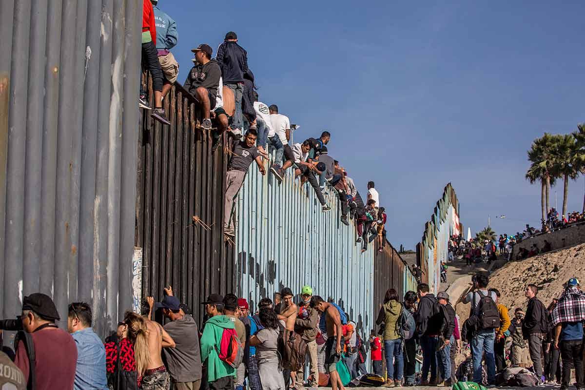 Migrantes podrían quedarse hasta un año en Tijuana   El Imparcial de Oaxaca