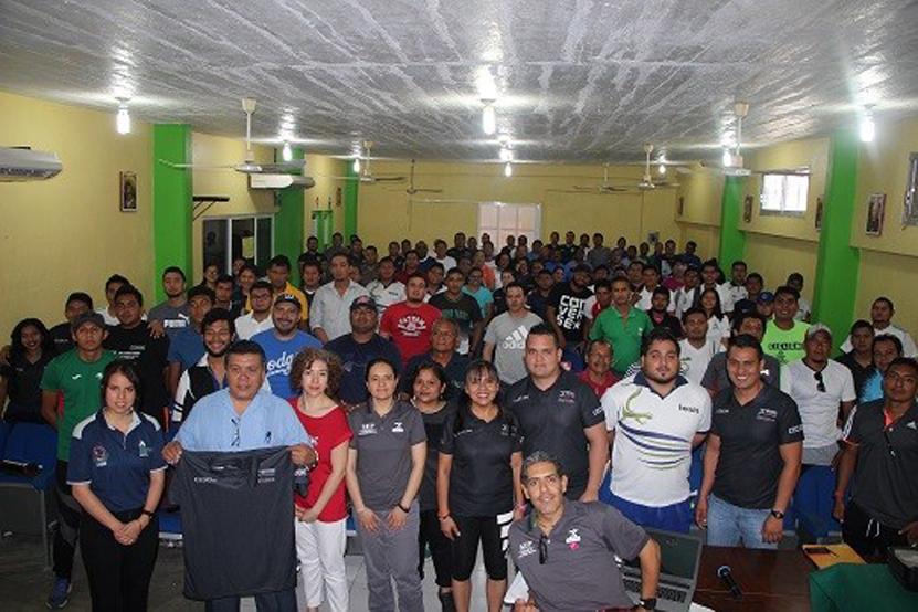 Certifica Conade a entrenadores | El Imparcial de Oaxaca