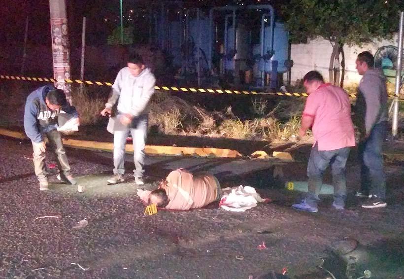 Era comerciante el hombre que fue atropellado en su moto en el Tec | El Imparcial de Oaxaca