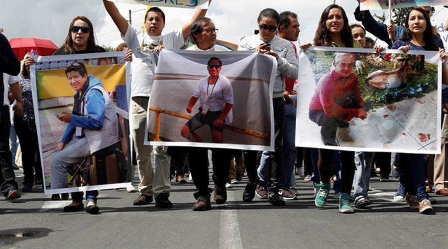 Unesco implementa observatorio de periodistas asesinados   El Imparcial de Oaxaca