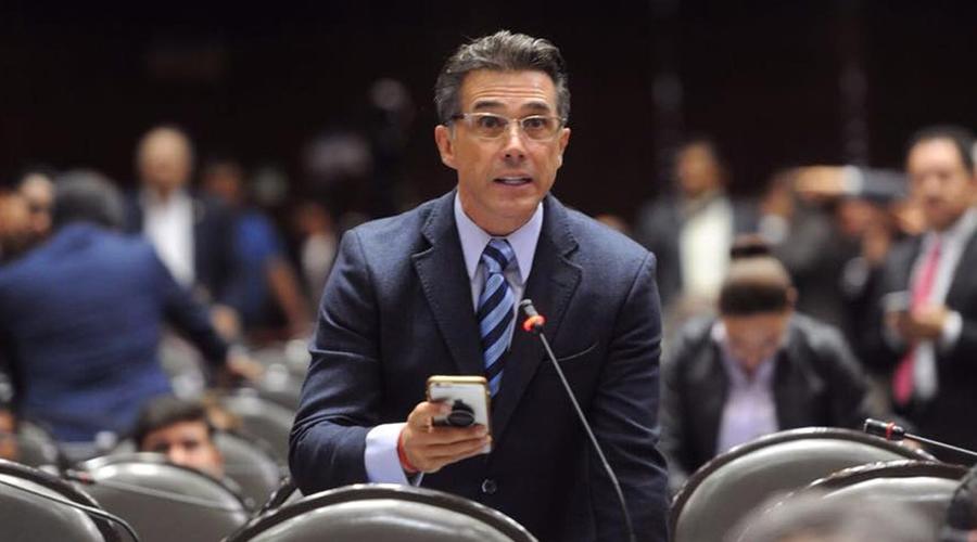 Sergio Mayer  alista iniciativa para defender los derechos de mexicanos naturalizados | El Imparcial de Oaxaca