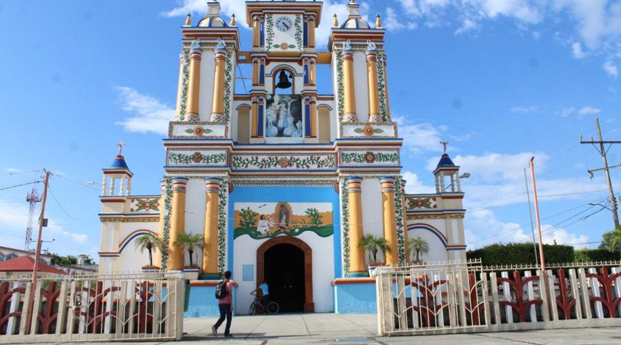 Violan y asesinan a mujer de la tercera edad dentro de iglesia católica | El Imparcial de Oaxaca