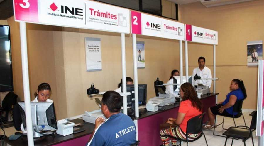Demanda en San Dionisio del Mar no es electoral: INE | El Imparcial de Oaxaca