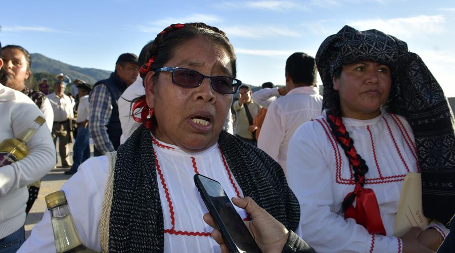 Ayutla, Oaxaca, dos años sin agua   El Imparcial de Oaxaca