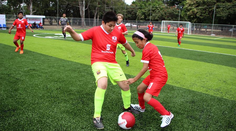 Inauguran cancha de futbol 7 en El Tequio | El Imparcial de Oaxaca