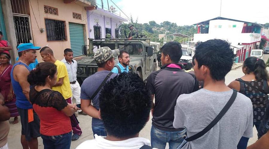 Ciudadanos se pronuncian en apoyo a mototaxis | El Imparcial de Oaxaca