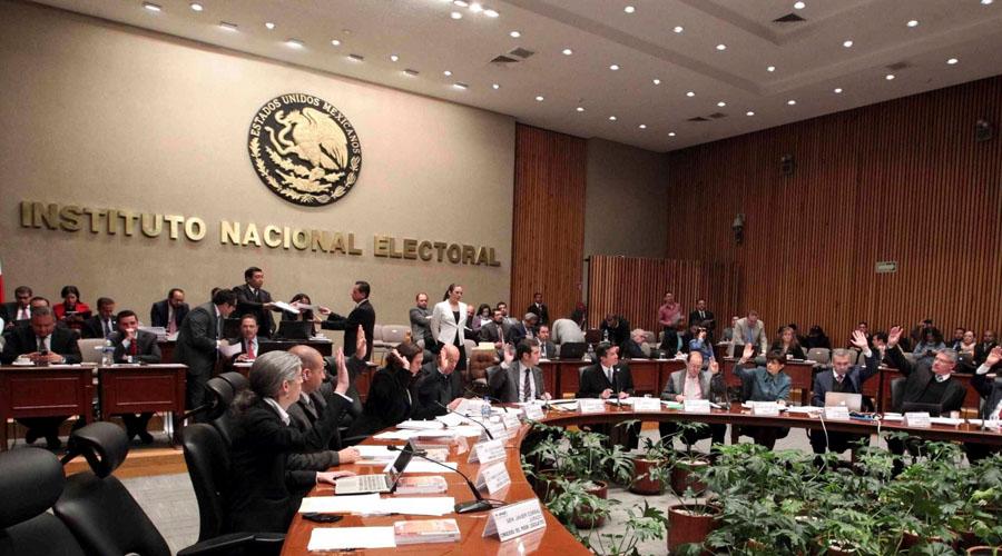 INE afirma que no tiene pretensión de responder a AMLO   El Imparcial de Oaxaca