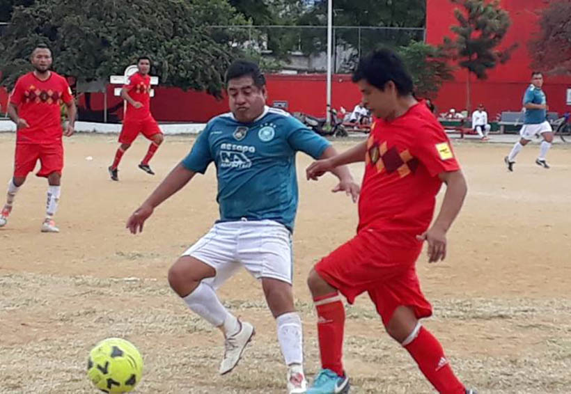 Listas las semifinales   El Imparcial de Oaxaca