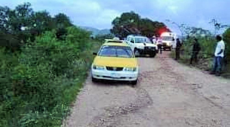 Asesinan a mototaxista en Ixtlahuaca   El Imparcial de Oaxaca