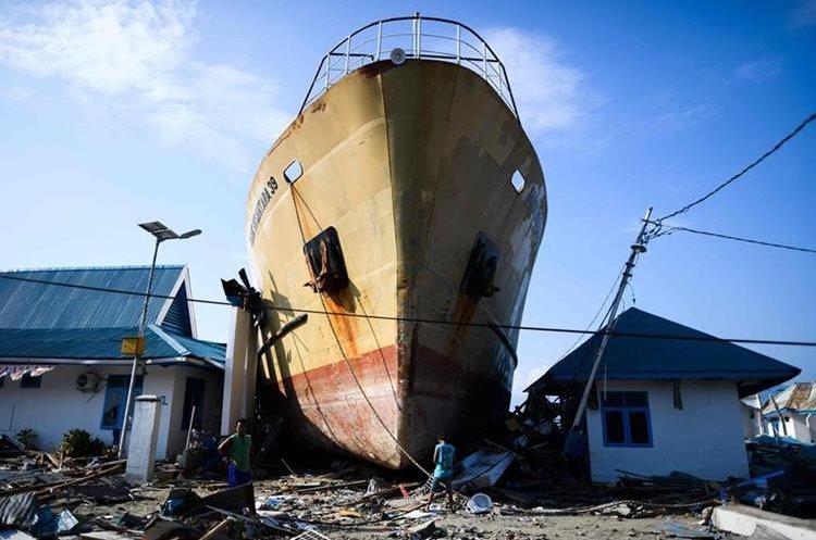 Suman más de 222 muertos por silencioso tsunami en Indonesia | El Imparcial de Oaxaca