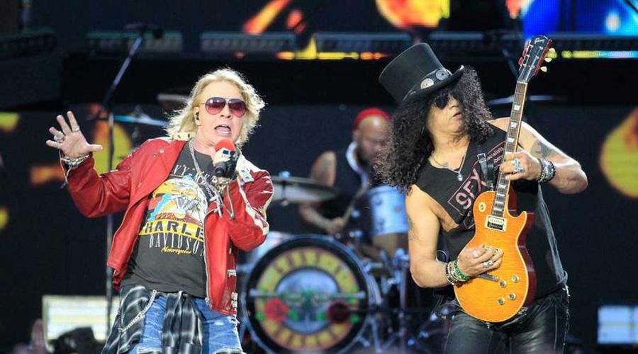 Para 2019, lanzamiento de nuevo álbum de Guns N'Roses | El Imparcial de Oaxaca