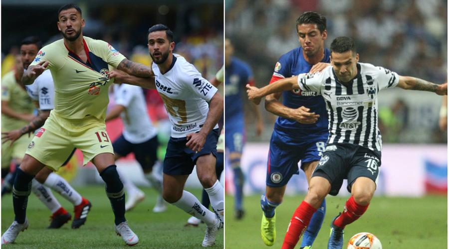 Así quedan las semifinales de la Liguilla del Apertura 2018 | El Imparcial de Oaxaca