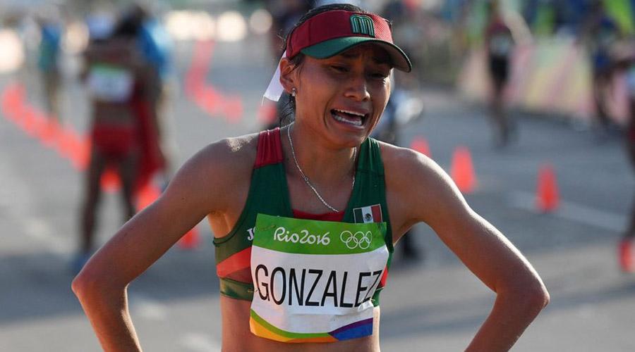 Marchista Lupita González da positivo por dopaje | El Imparcial de Oaxaca