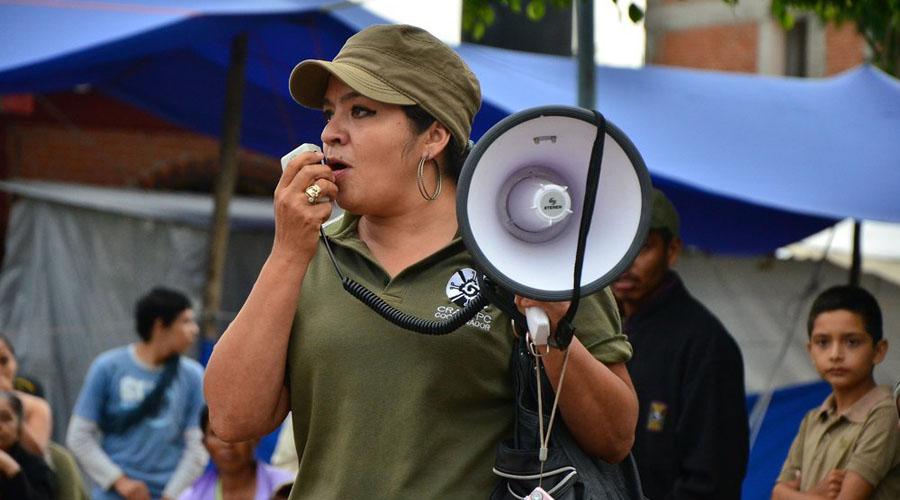 Nestora Salgado entrega a la Segob lista de 199 presos políticos que deben ser liberados | El Imparcial de Oaxaca