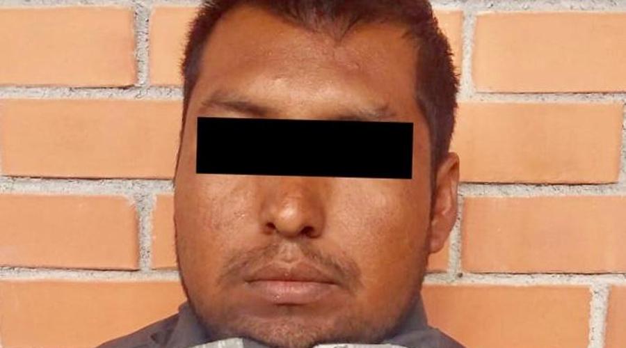 Detienen a presunto asesino  de menor en Juxtlahuaca | El Imparcial de Oaxaca