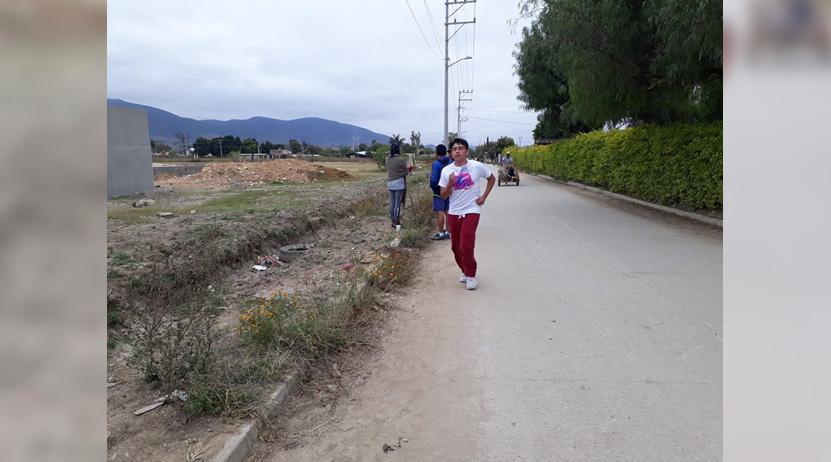 """Pésima atlética """"Corre IEG"""", en El Tule   El Imparcial de Oaxaca"""
