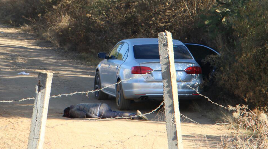 Asesinan a hombre a machetazos en San Francisco Lachigoló | El Imparcial de Oaxaca