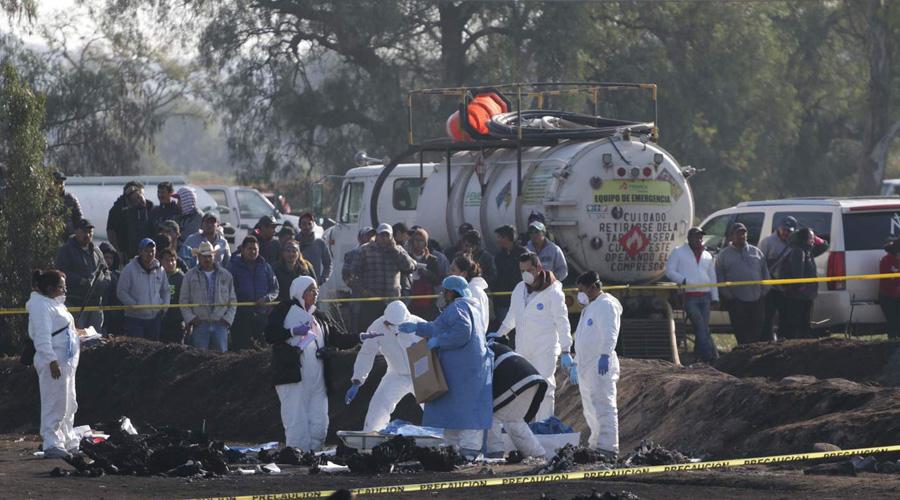 Lo que se sabe de la explosión en ducto de Tlahuelilpan, Hidalgo   El Imparcial de Oaxaca