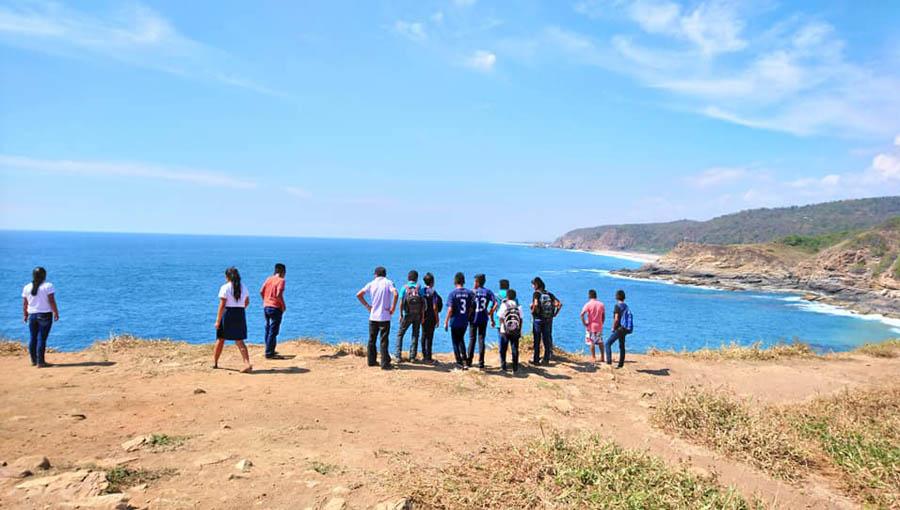 Estudiantes de Conafe visitan ecosistema de Ventanilla   El Imparcial de Oaxaca