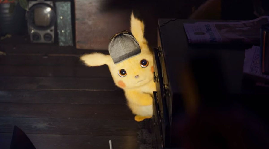 El nuevo teaser de Detective Pikachu revela a un nuevo Pokémon | El Imparcial de Oaxaca