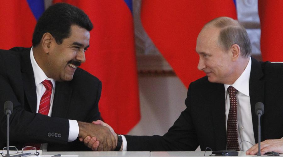 Vladimir Putin reafirma total respaldo a Nicolás Maduro | El Imparcial de Oaxaca