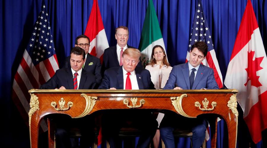 Mexicanos consideran: T-MEC sólo beneficiará a empresarios, no al ciudadano común | El Imparcial de Oaxaca