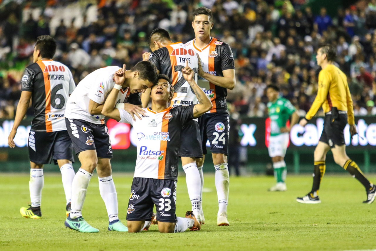 Alebrijes debuta en grande en la Copa MX al derrotar al León 1-0 | El Imparcial de Oaxaca