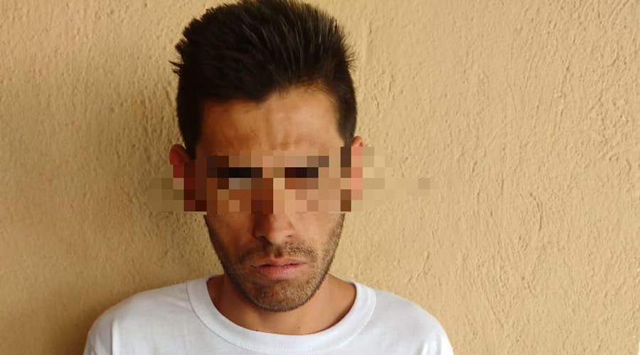 Arrestan a hombre acusado de vender celulares robados | El Imparcial de Oaxaca