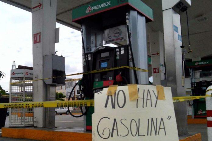 Desabasto de gasolina es por combate a huachicoleo, afirma Pemex | El Imparcial de Oaxaca