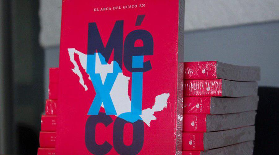 """Presentan el libro """" El arca  del gusto en México""""   El Imparcial de Oaxaca"""